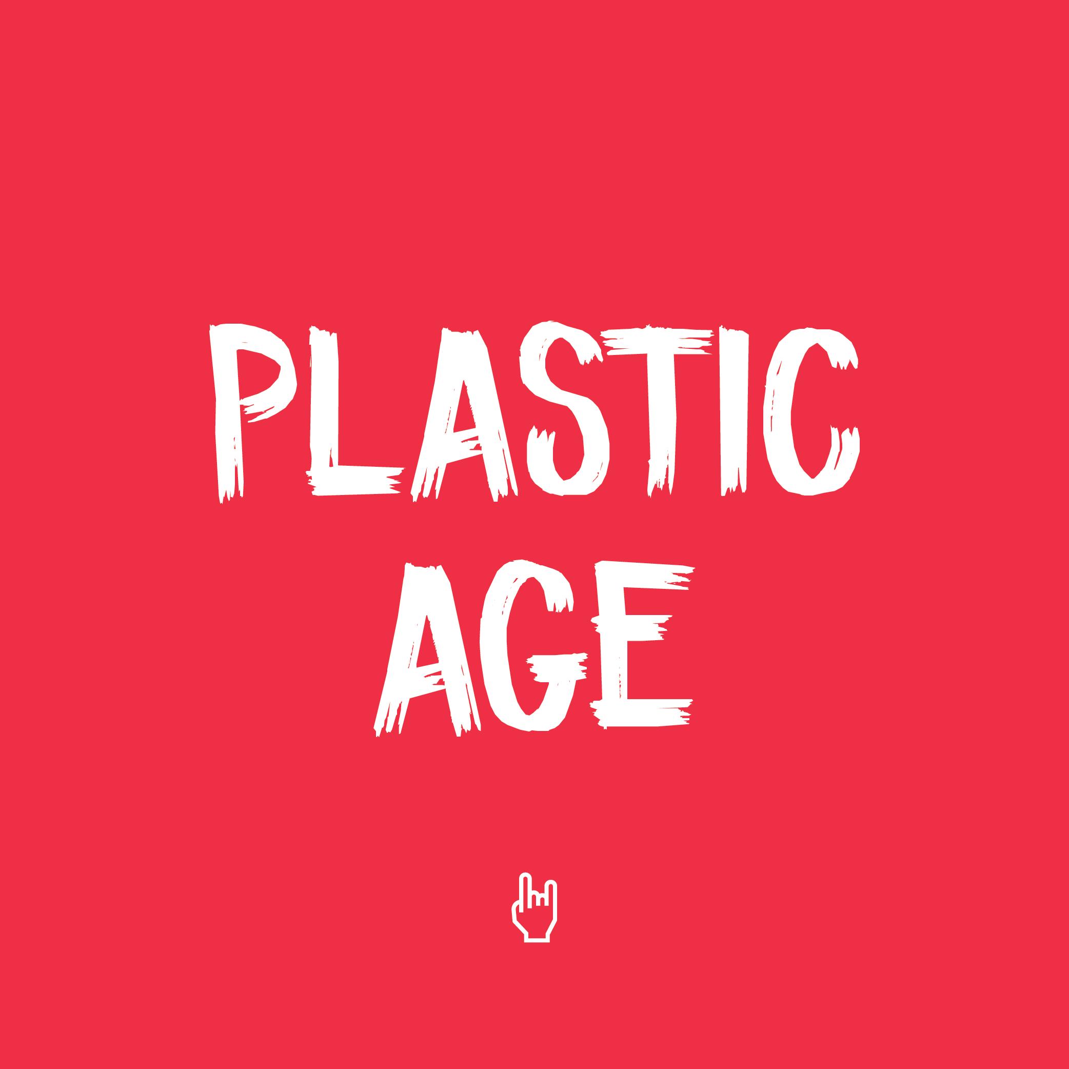 Site internet du groupe de rock Plastic Age